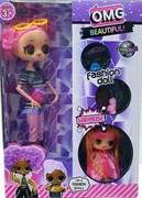Игровой набор кукол девочки сюрприз, в ассортименте