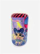 Куколка сюрприз в большой капсуле (в упаковке 6 шт)