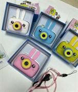 Детский фотоаппарат «Зайчик», цвета в ассортименте